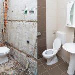 Какие материалы для выравнивания стен в ванной нельзя применять