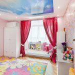 6 правил для штор в детскую комнату