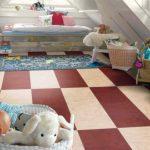 Какое напольное покрытие в детскую выбрать, чтобы было практично и безопасно