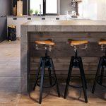 Барные стулья в стиле лофт: как правильно выбрать
