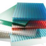Как правильно выбрать цвет поликарбоната в зависимости от сферы применения