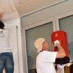 Как выбрать тепловую пушку по типу питания для монтажа натяжного потолка