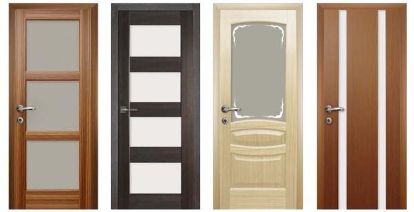 Самые популярные материалы для изготовления дверей
