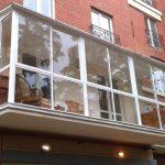 3 важных причины отказаться от панорамного остекления балкона