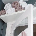 4 способа хранить полотенца в ванной комнате, чтобы они не мешали