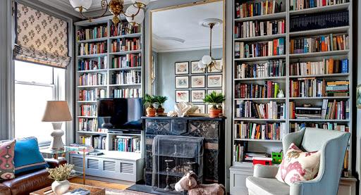 Как выбрать практичный книжный шкаф для дома