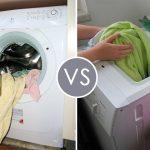 Какой тип загрузки стиральной машины лучше: вертикальный или фронтальный