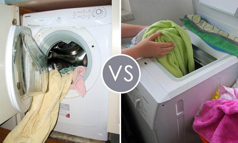 Какой тип загрузки стиральной машины лучше