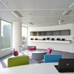 Офис в стиле модерн: особенности интерьера