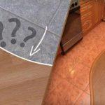 Как правильно стыковать разные напольные покрытия