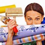 3 полезных совета тем, кто планирует клеить обои в одиночку