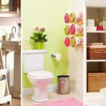 5 способов кардинально обновить ванную комнату всего за один день
