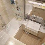 7 полезных советов, которые помогут сделать комфортнее маленькую ванную комнату