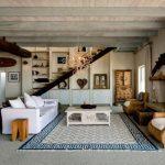 Хитрые способы декора низкого потолка