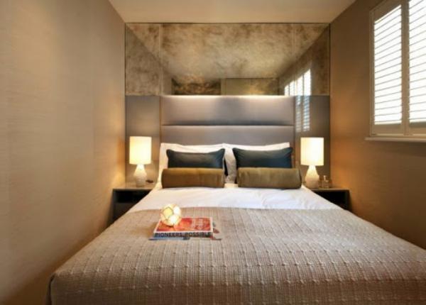 5 правил оформления узкой спальни, о которых многие забывают