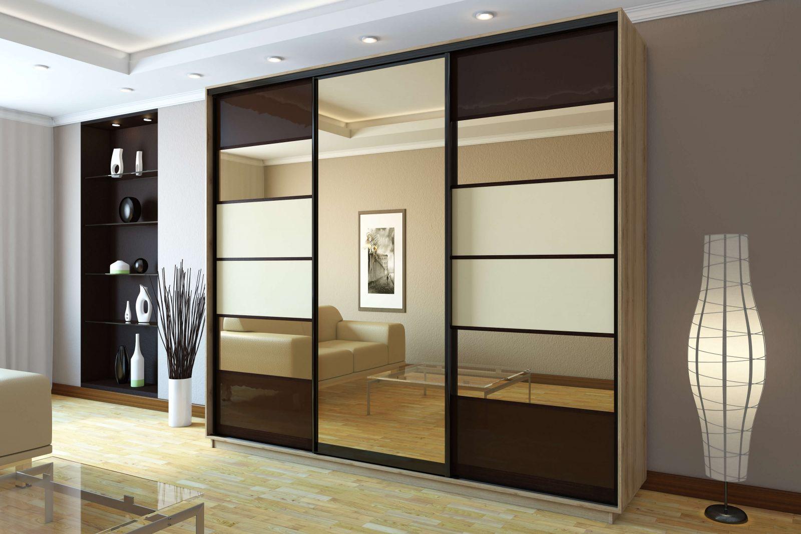Как выбрать шкаф-купе для разных стилей интерьера