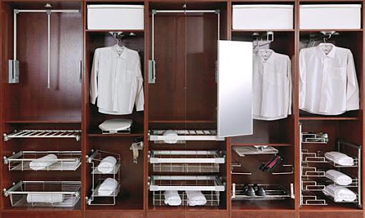 Комплектующие для шкафов-купе