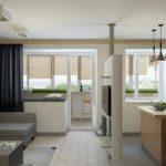 5 главных ошибок при планировании квартиры-студии