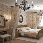3 причины выбрать для отделки стен в спальне ткань