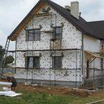 5 секретов правильного утепления фасада дома