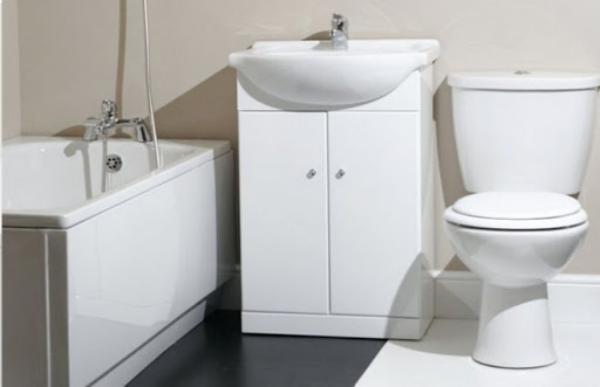 Почему я не стал объединять ванную с туалетом