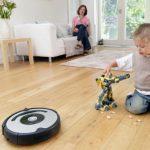 Как продумать ремонт для робота пылесоса