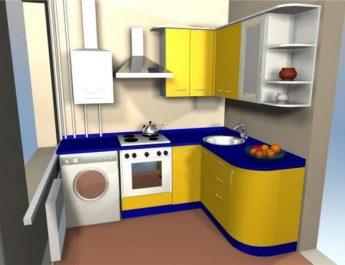 Продумываем кухонный гарнитур, чтобы в будущем можно дешево менять только фасады