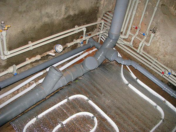 Почему сантехники стали использовать канализацию меньшего диаметра