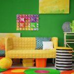 Почему использование большого количества цветов в интерьере быстро надоедает