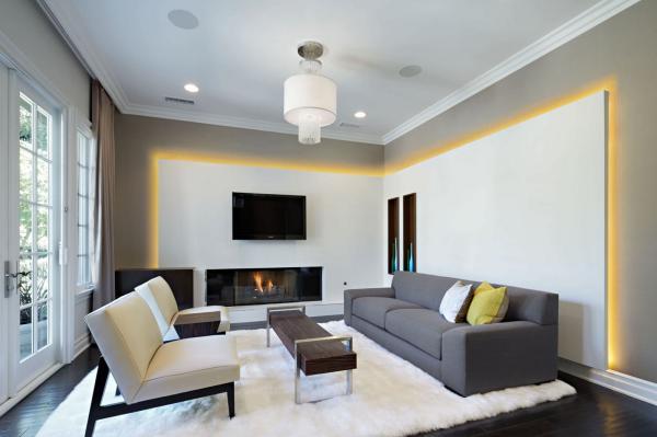 10 мест в квартире, где не обойтись без светильника