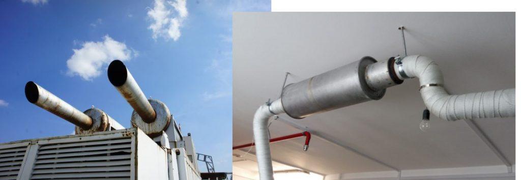 Особенности глушителей для дизельных электростанций
