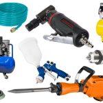Пневмоинструменты — виды, сферы применения