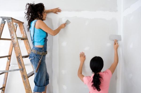 Как подготовить стены так чтобы, ее можно было несколько раз перекрашивать