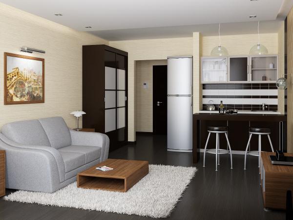 Какая площадь квартиры м2 может оказаться тесной в погоне за экономией