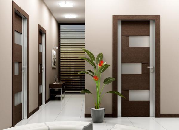 Какие межкомнатные двери помогают снизить шум