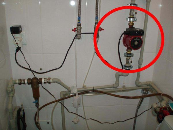 Как повысить слабое рабочее давление в квартирном водопроводе