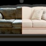Как с помощью ткани обновить внешний вид мебели