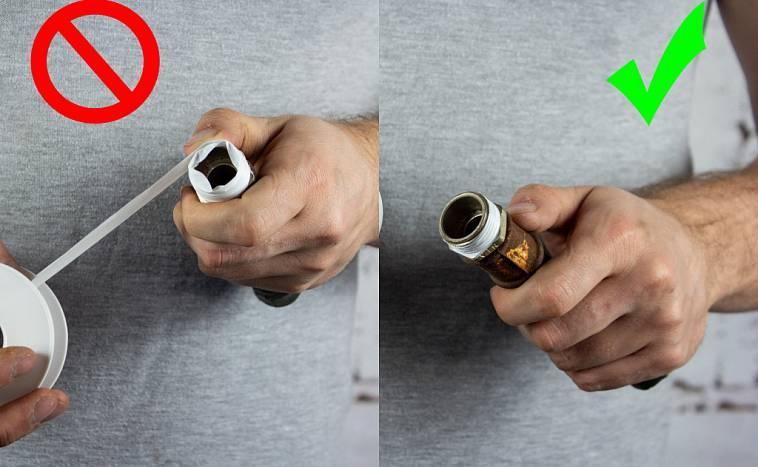 Как правильно пользоваться ФУМ лентой, чтобы было герметично