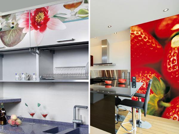 3 интересных идеи для украшения кухни и рабочего места в квартире