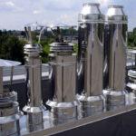 Дымоход из нержавеющей стали: особенности, плюсы и минусы