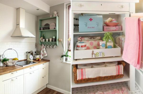 Как расчитать пространство для хранения вещей на кухне чтобы хватило