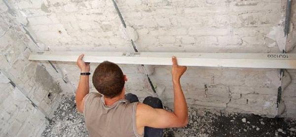 В каких случаях не обязательно выравнивать стены
