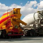 Доставка бетона миксером: преимущества и особенности заказа