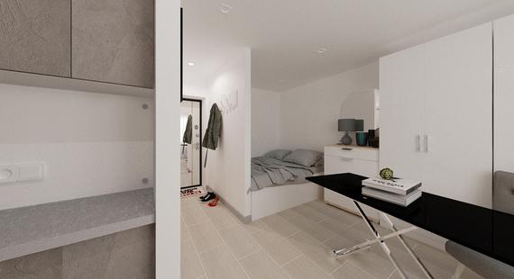 Индивидуальный дизайн-проект квартиры