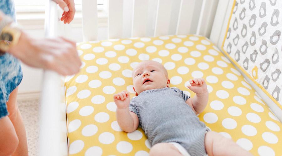 Про особенности выбора матраса для ребенка