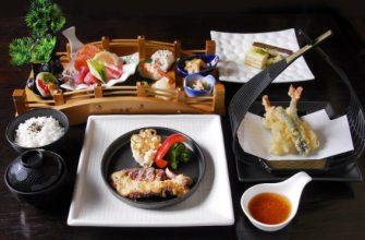 Японские традиции на европейских кухнях
