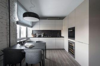 Как оформить кухню в стиле минимализм