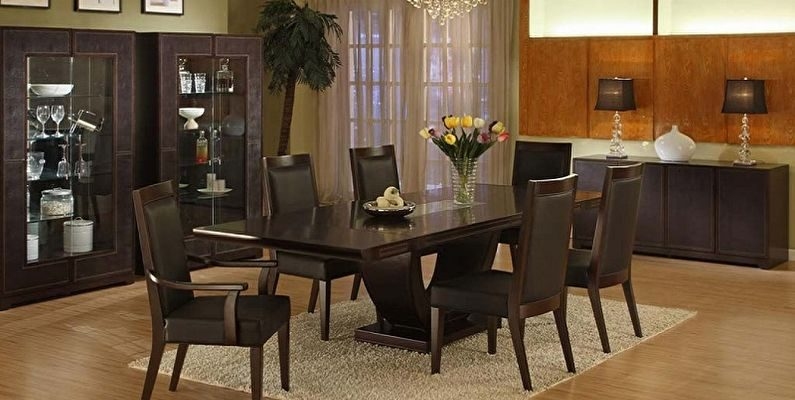 Разновидности и особенности выбора столов