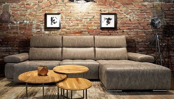 Особенности диванов в стиле Лофт