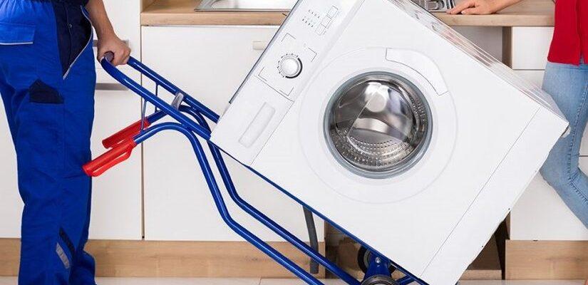 Правильная перевозка стиральной машины